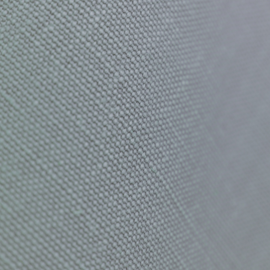 Plain blue linen fabric best linen curtains
