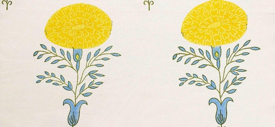 Molly Mahon Marigold Yellow