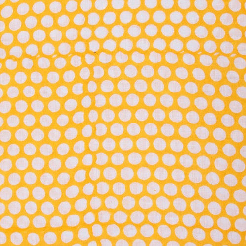 Molly Mahon Spot Yellow