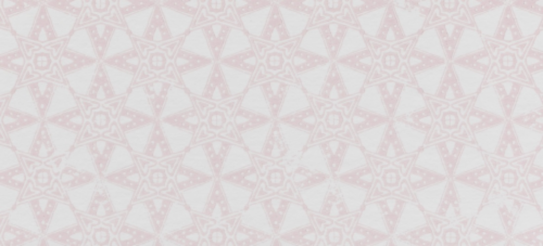 Barneby Gates Star Tile Pink wallpaper