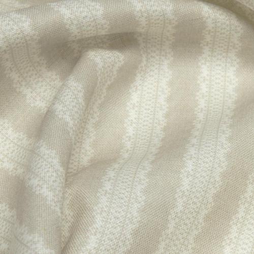 Inchyra Torchon Stripe Linen Mouse
