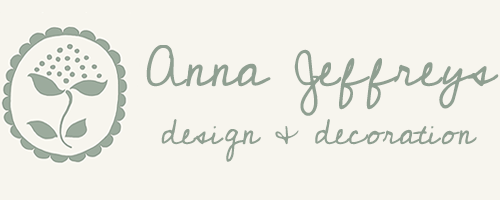 Anna Jeffries logo.