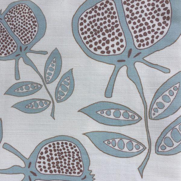 Anna Jeffreys Pomegranate blue