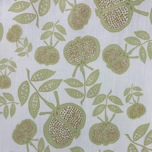 Anna Jeffreys Pomegranate small green