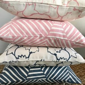 Mimi Pickard Naked Angelica Bell cushions