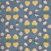 Mimi Pickard Angelica Pink Ochre fabric