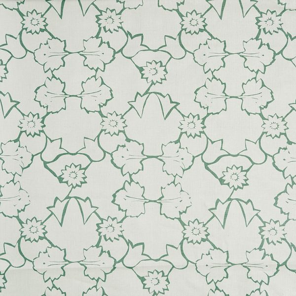 Mimi Pickard Naked Angelica Moss Fabric