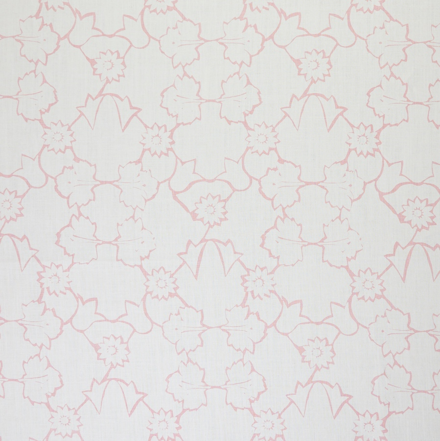 Mimi Pickard Naked Angelica Pink fabric