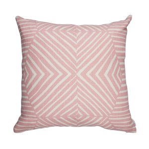 Mimi Pickard Bell Pink cushion