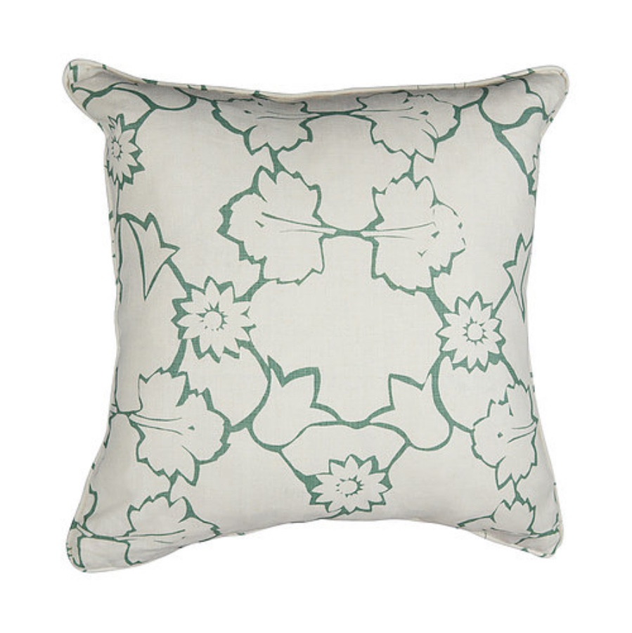Mimi Pickard Naked Angelica Moss cushion