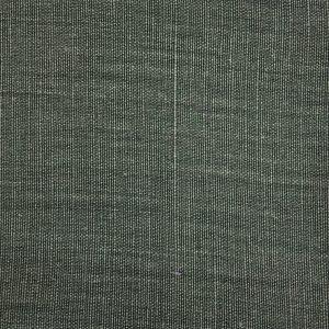 Moss green linen fabric