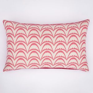 pink cushion Barneby Gates