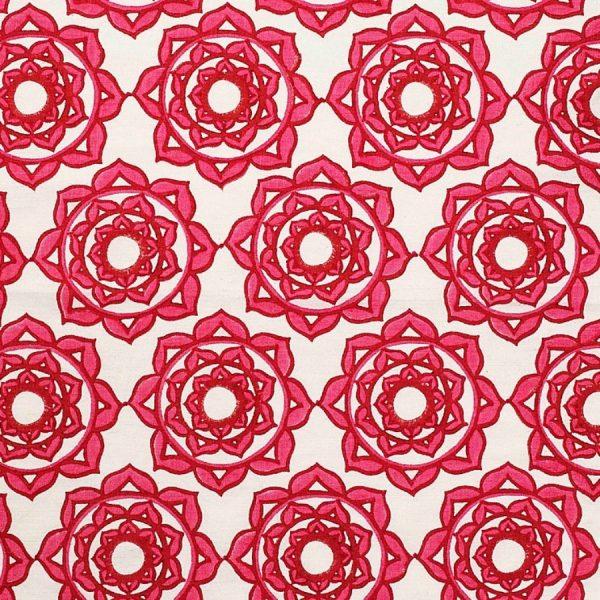 Molly Mahon Rose Pink fabric