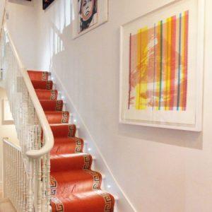 Sophie Cooney stair runner
