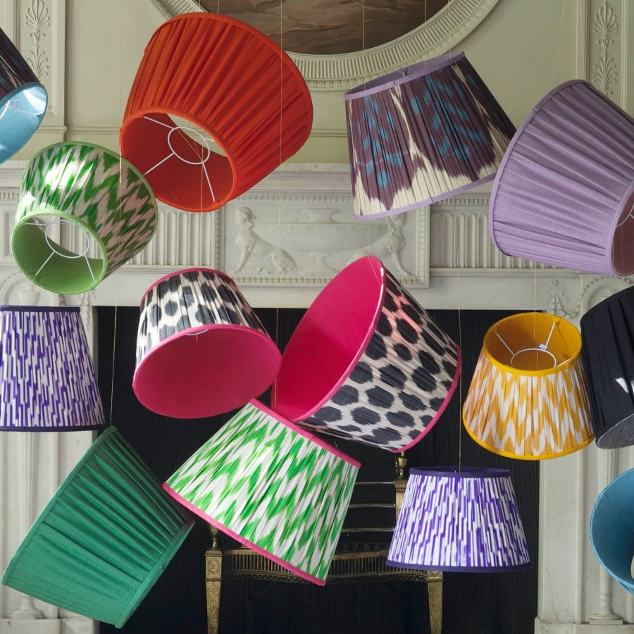how to choose lampshades
