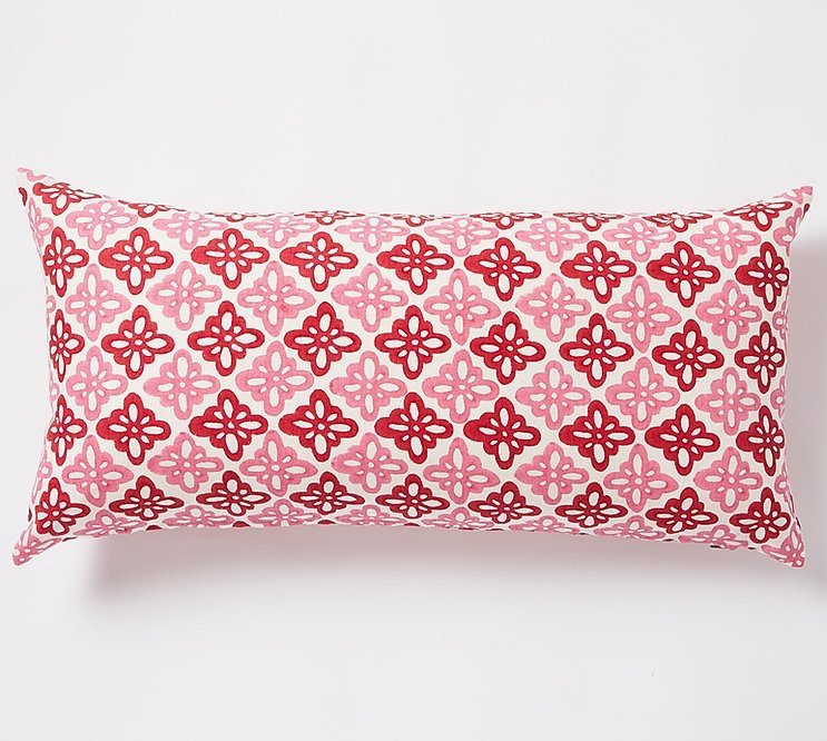 Molly Mahon Pattee cushion