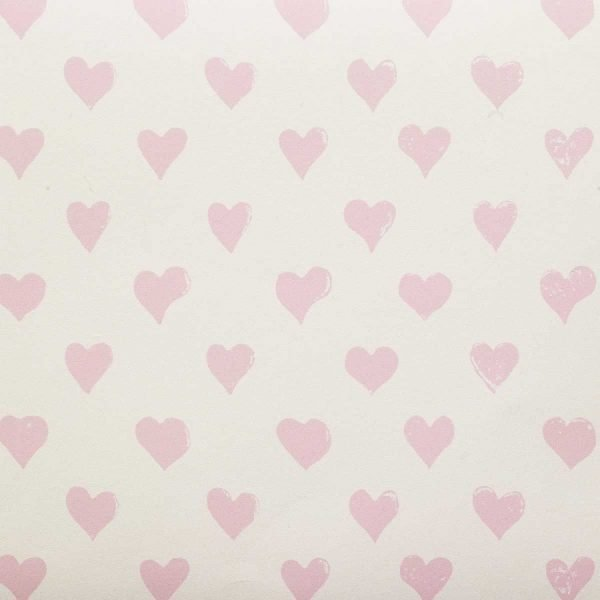 Molly Mahon hearts pink wallpaper