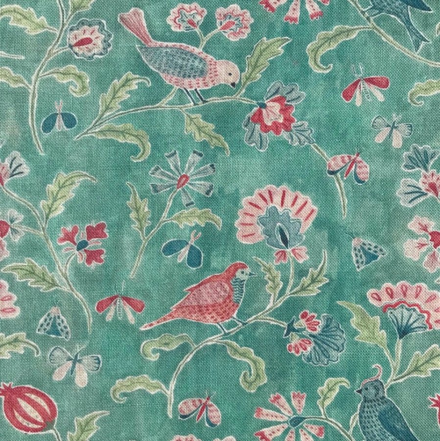 Curtains -  Suzani Garden from Pardis Collection
