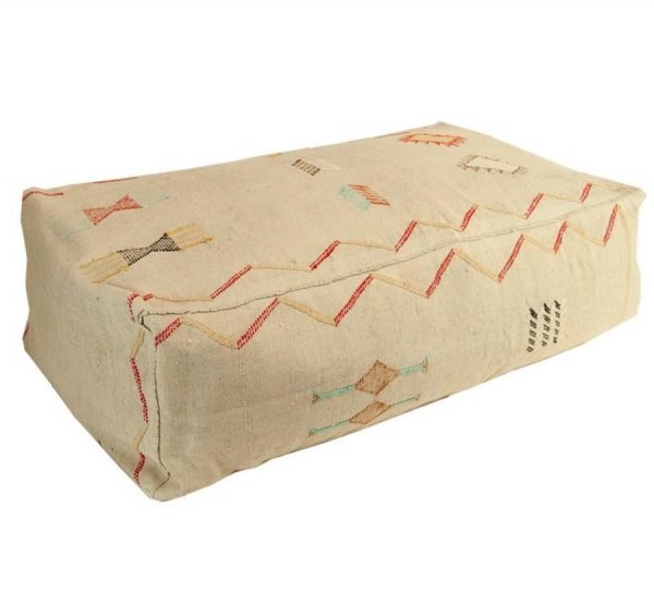 kilim floor cushion