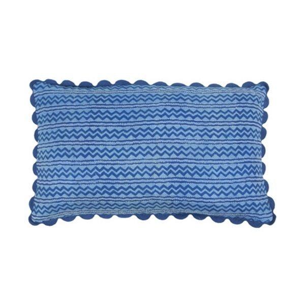 Silk Kanthawork Cushion