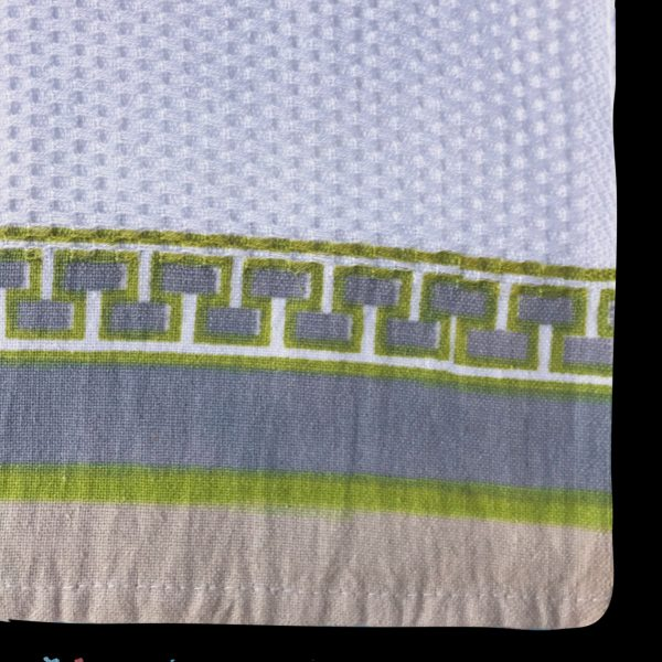Guest towel by Block & Dye - Lime