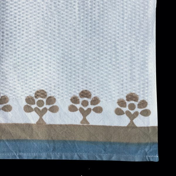 Guest towel by Block & Dye - Natural